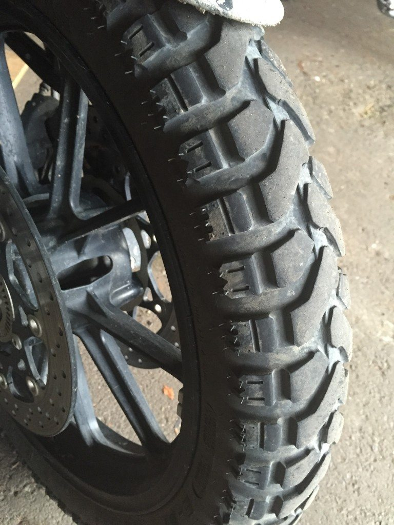 Mitas E07 Dakar 4-ply Tire Review (updated)