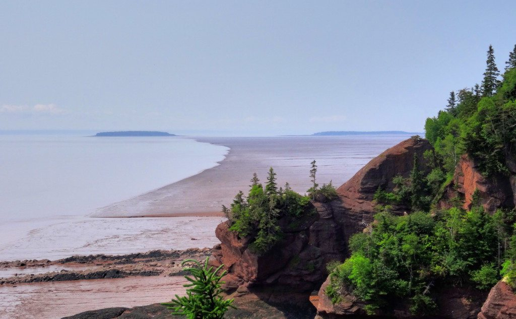 Hopewell Rocks, Bay of Fundy NB