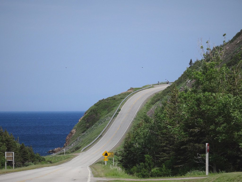 Cabot Trail Highlands National Park Canada