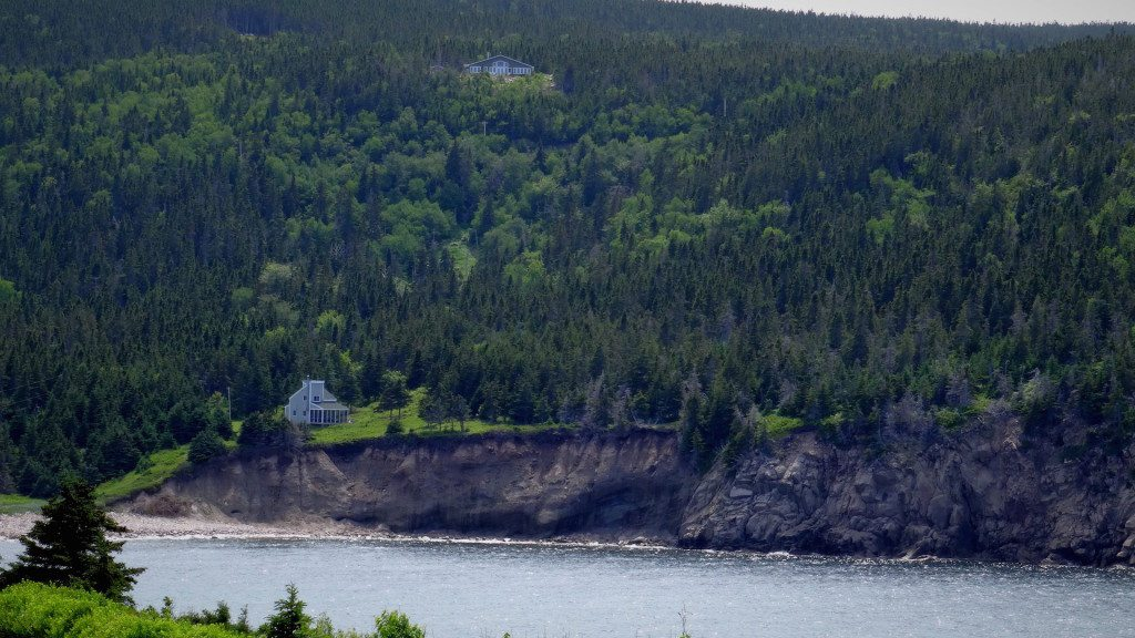 Cabot Trail New Brunswick Cape Breton