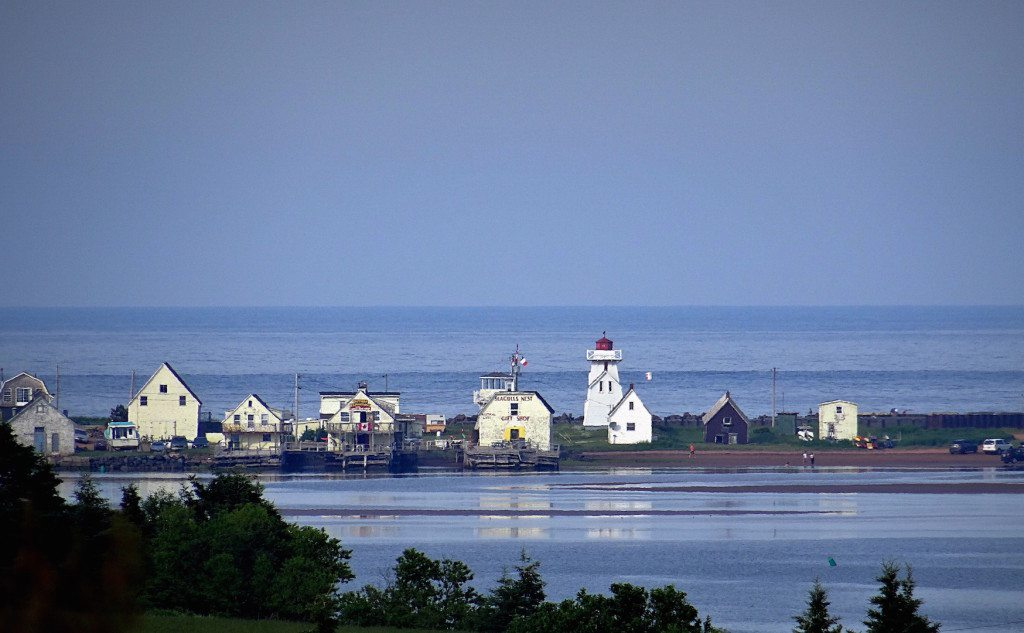 North Rustico, New Brunswick