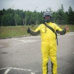 BMW Motorrad ProRain 3 Rain Suit