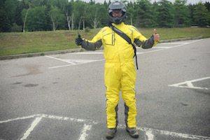 BMW ProRain 3 One-Piece Suit