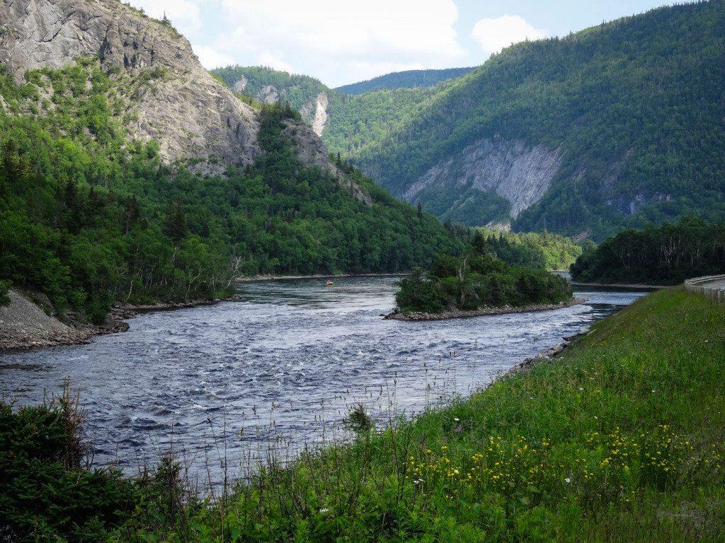 Humber River - Near Cornerbrook