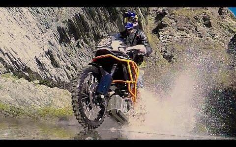 Chris Birch Rips On KTM1190