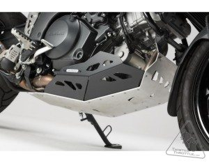 SW-Motech Aluminum Skid Plate from twistedthrottle.ca