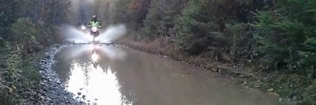 Water Crossing Video