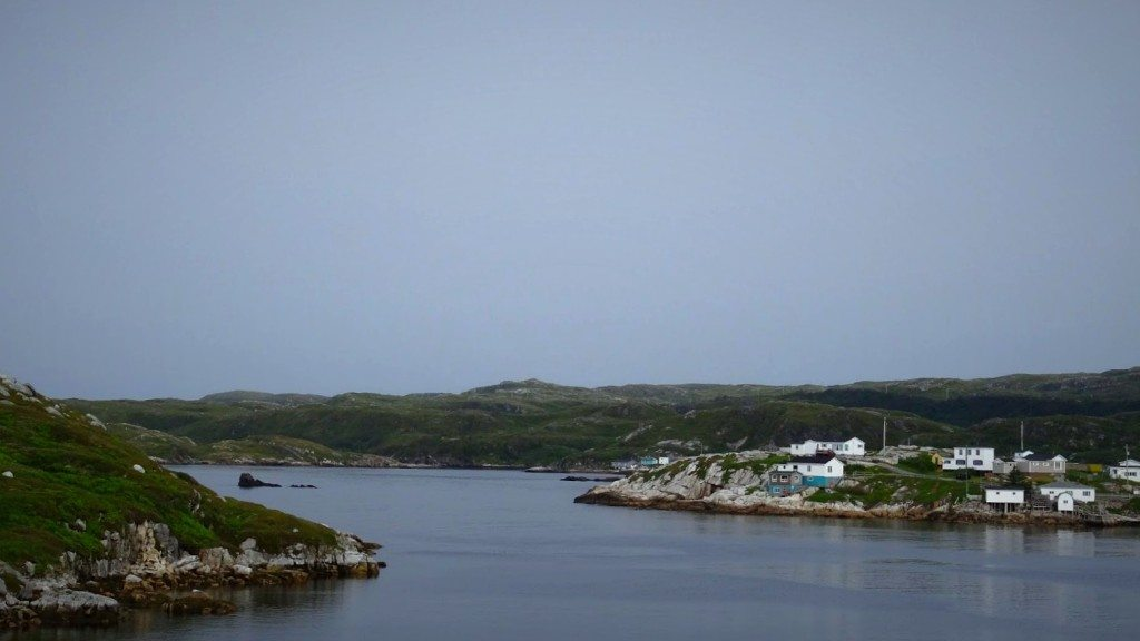 Newfoundland, Rose Blanche-Harbor Le Cou