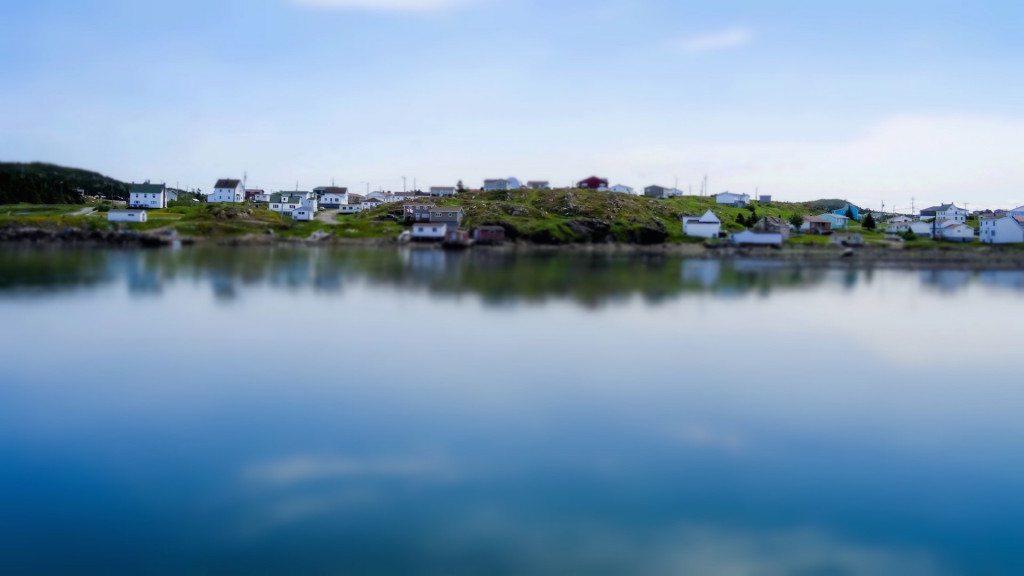 Newfoundland Twillingate Harbour sea