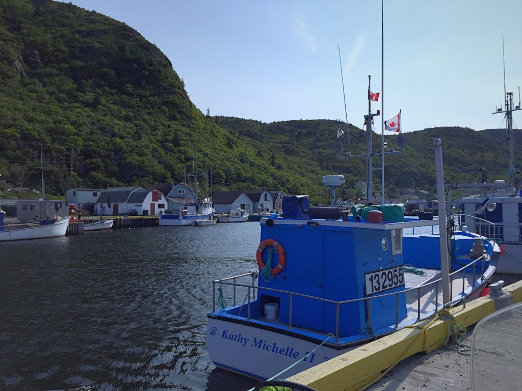 Petty Harbour, Newfoundland