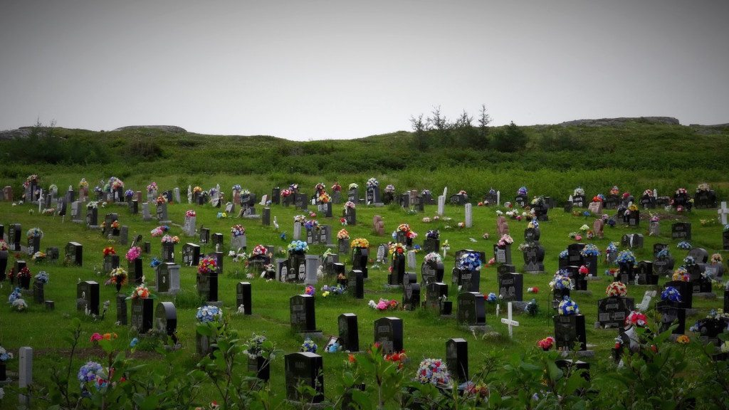 St. James Anglican Cemetery, Barachois Hill, Port Aux Basques