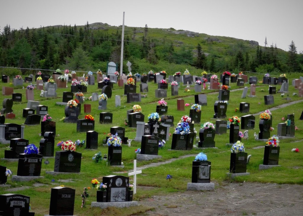 St. James Anglican Cemetery, Barachois Hill, Port Aux Basques, Newfoundland