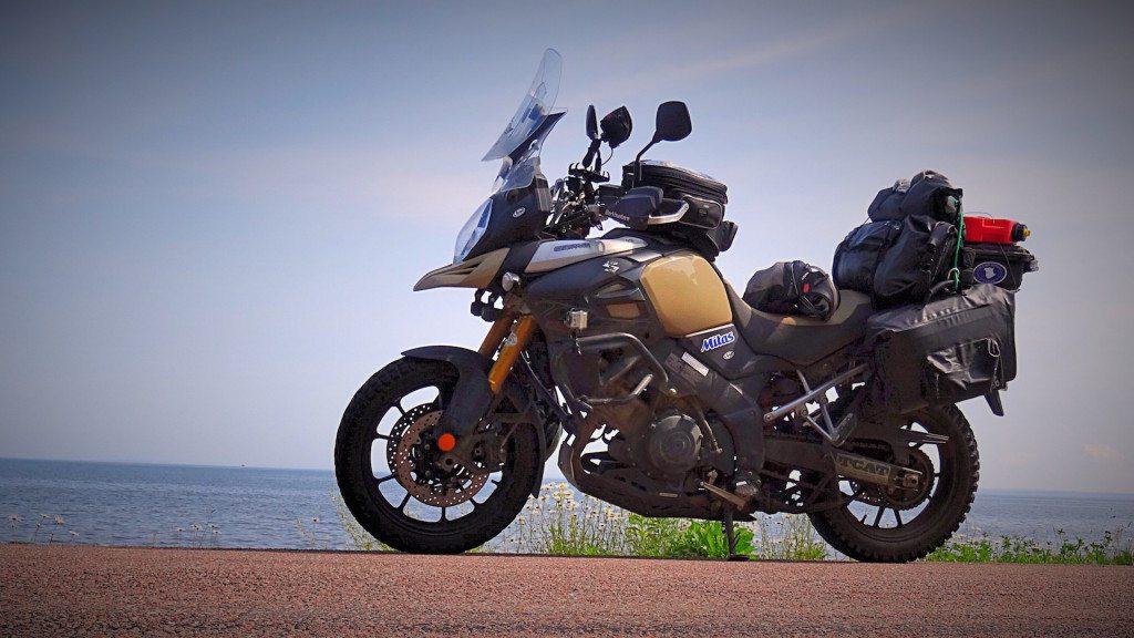 Suzuki 2014 V-Strom DL1000