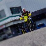 Suzuki Motorcycle DR650