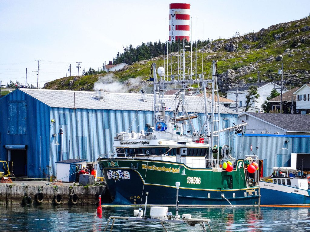 Twillingate Harbour Newfoundland Spirit