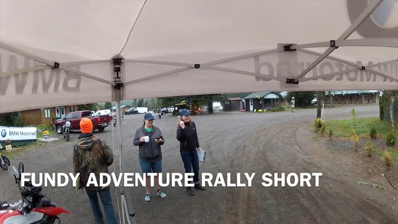 Fundy Adventure Rally – A Short Video