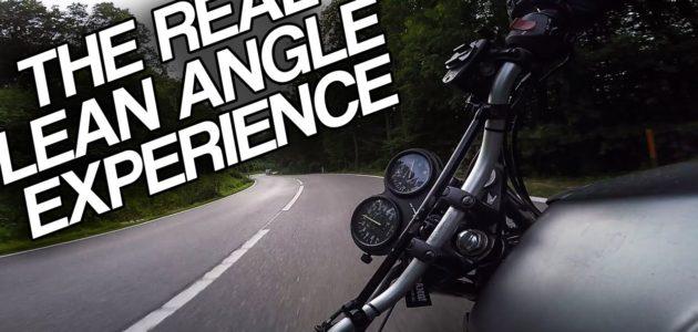 Gimble Mounted GoPro Footage