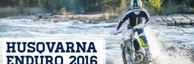 Husqvarna Enduro 2016 – Director's Cut  HD Video