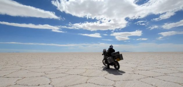 Adventure Motorcycle Riding in Argentina, Chile, and Bolivia
