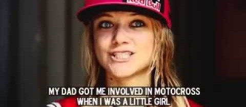 Ashley Fiolek, The Deaf-Defying MX Champ