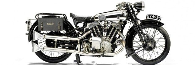 Jumble of Parts Turn Out to be 2 Bikes Worth Over £500,000