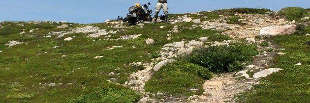 Newfoundland Adventure Motorcycle Ride