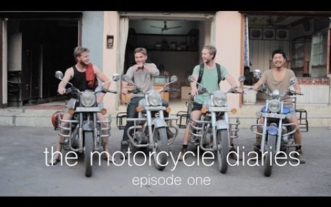 The Motorcycle Diaries - India and Nepal