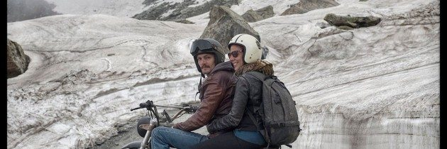 Vintage Motorcycles in the Himalayas