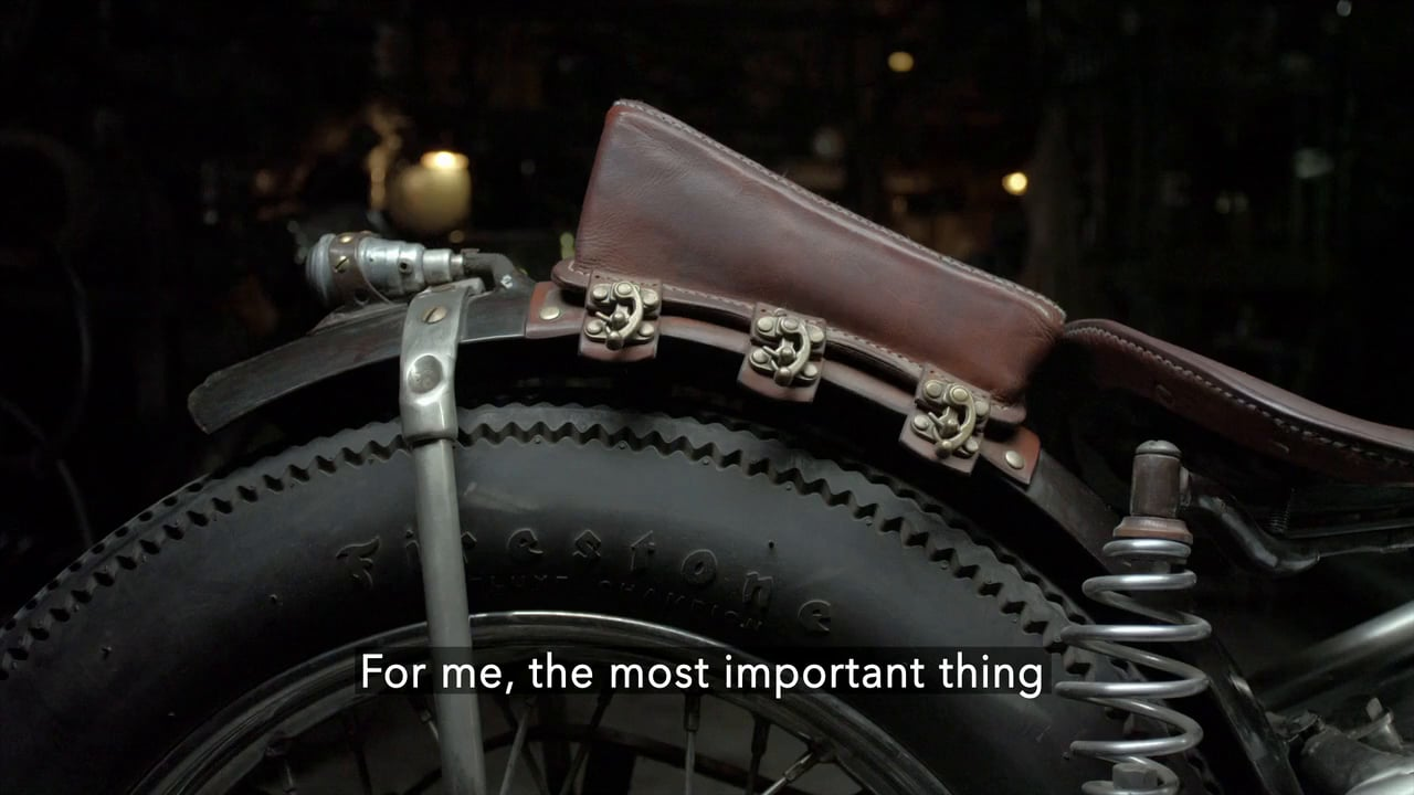 Shinya Kimura Motorcycle Builder