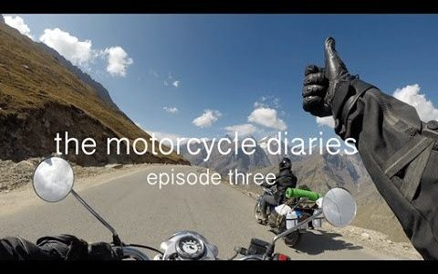 The Motorcycle Diaries - India and Nepal Motorcycle Adventure