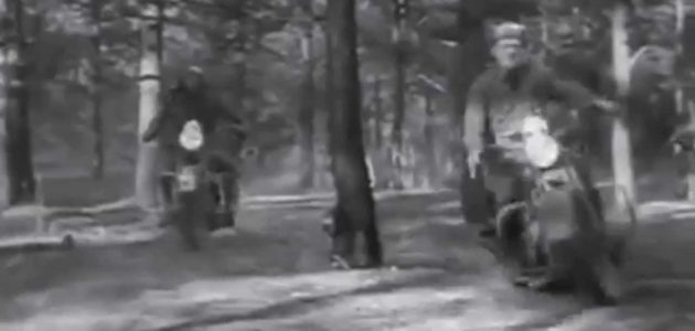 WWII and the Harley-Davidson WLA
