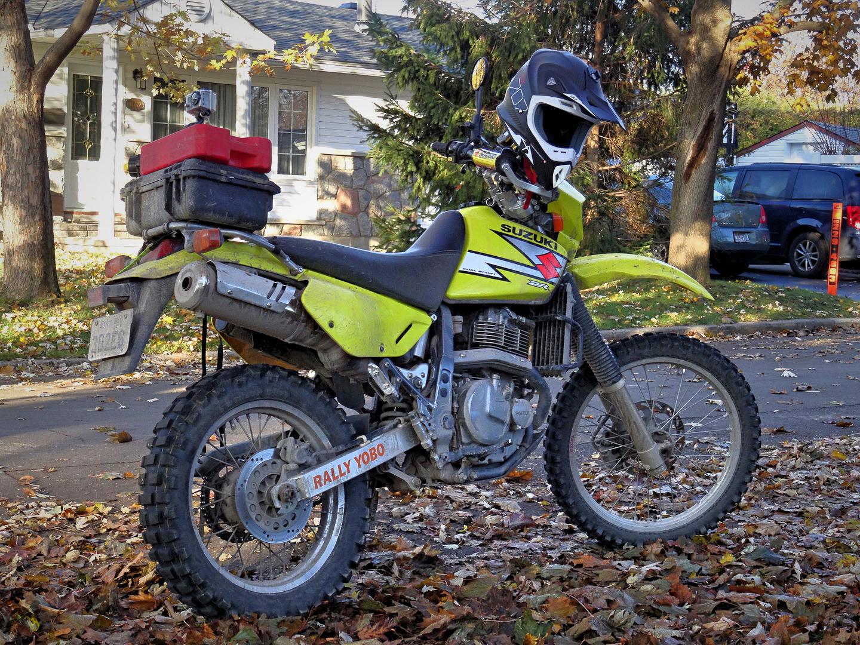 DR650 Suzuki