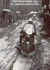 first Dakar Rally