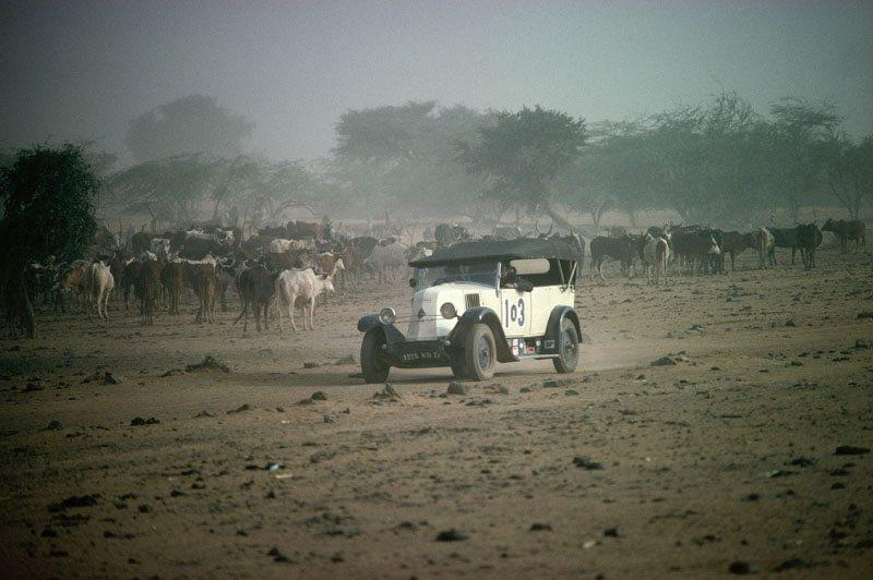 MOTORSPORT/RALLYE RAID 1979 first Dakar Rally
