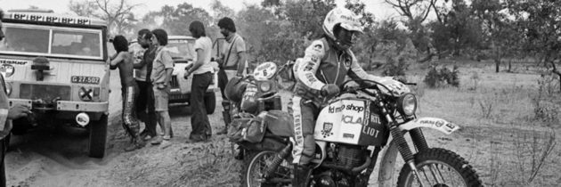 The Story of the First Dakar Rally – 1979