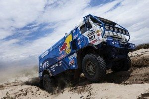 kamaz-eduard-nikolaev-dakar-rally 2013 winner water carrier