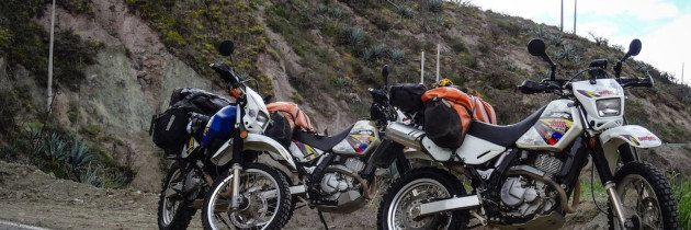 The MABDR: An End of Season Moto-Adventure