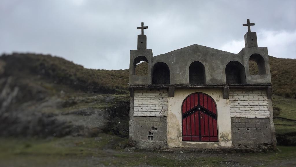 A Poultice And A Hard Ride to Facundo Vela, Ecuador