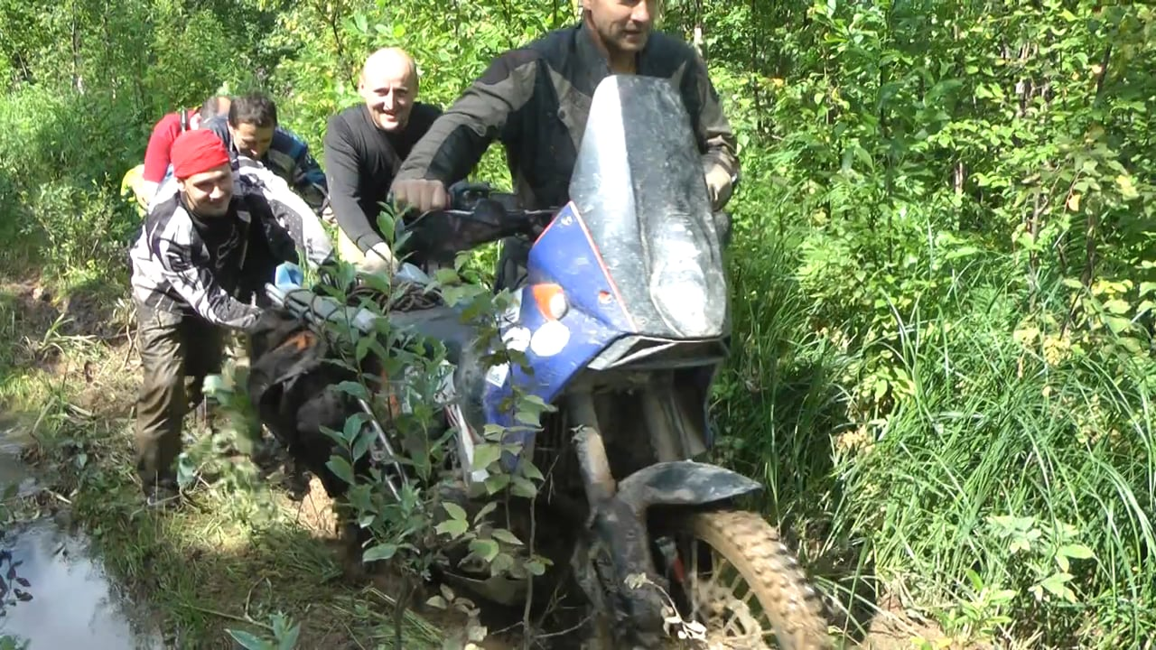 Offroadpeople 2015: The Dyatlov Pass
