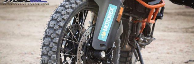 Motoz Tractionator Adventure Tire REVIEW