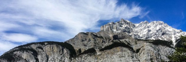 Banff National Park & Pork Chops in Lake Louise