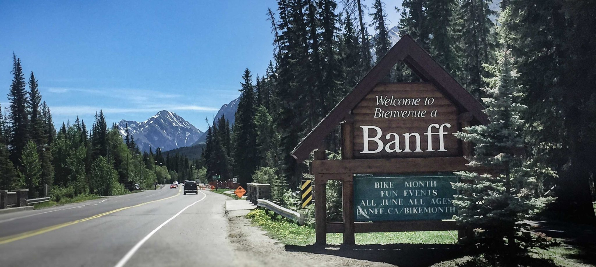 Banff, Alberta, Canada, Rocky Mountains