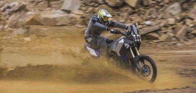Yamaha T7 In The Italian Alps