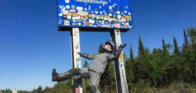Kenora to Grasslands National Park, Saskatchewan
