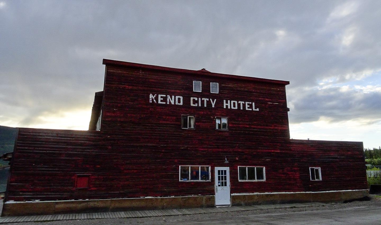 Keno City Hotel Yukon