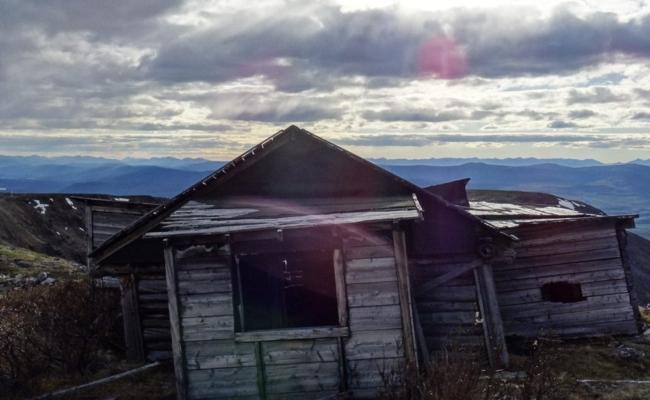 Keno Hll Shack Yukon