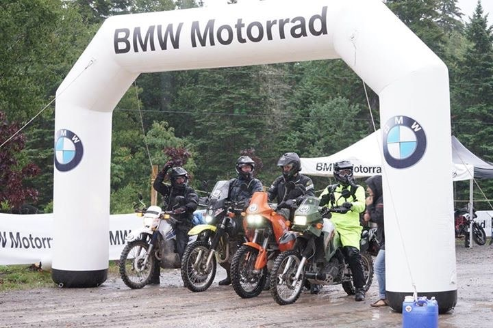 Fundy Adventure Rally 2017 Starting Line New Brunswick