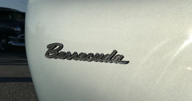 1966 Plymouth Barracuda Hazeldean Cruise Nights