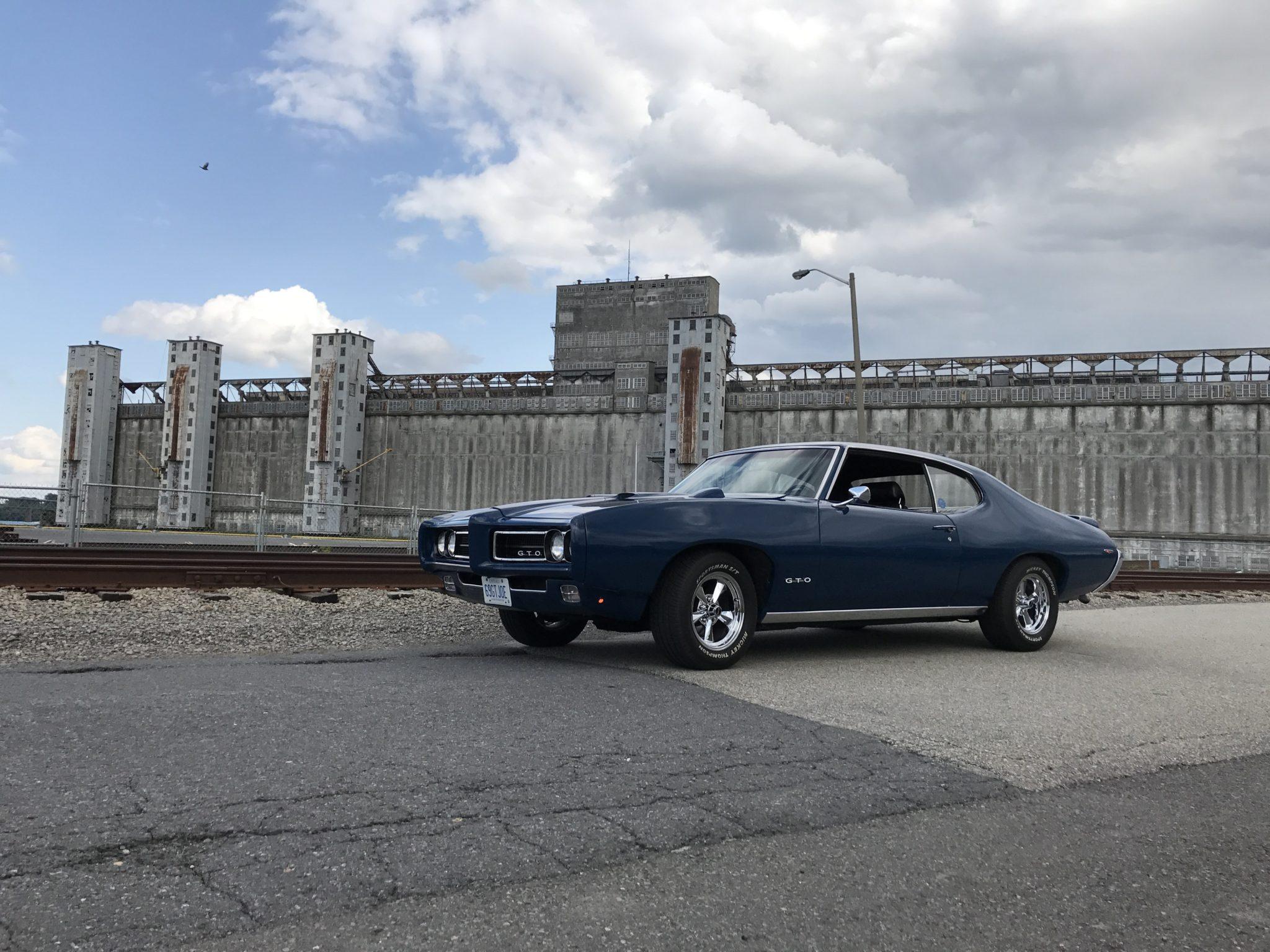 ADVJOE 1969 Pontiac GTO Johnstown, Ontario