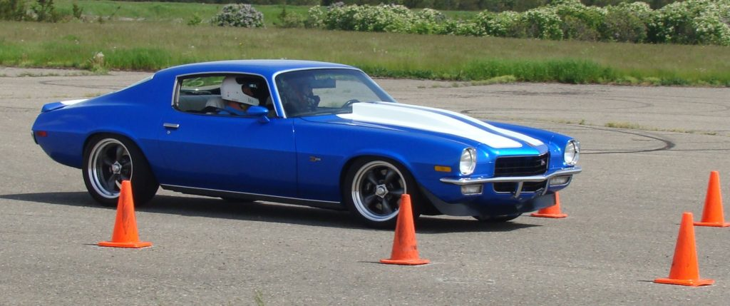 1972 Z28 M22 Camaro Auto Cross